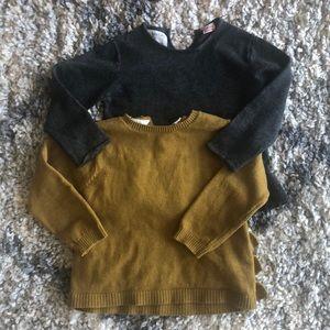Zara Girls Sweaters - 12-18 months